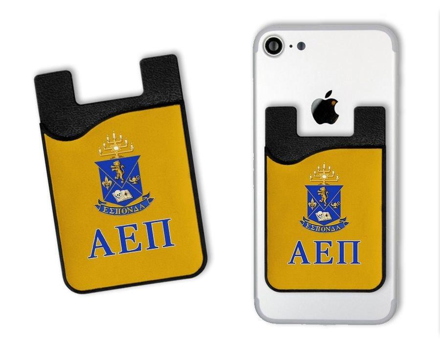 Alpha Epsilon Pi Crest Card Wallet