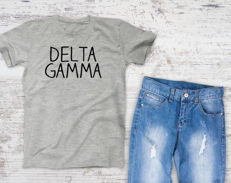 Delta Gamma Campus Tee
