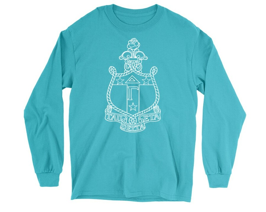 Delta Gamma Crest Long Sleeve