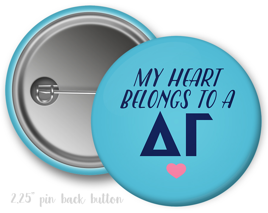 Delta Gamma My Heart Belongs to a Button