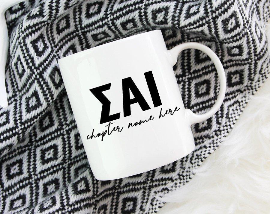 Sigma Alpha Iota Chapter Mug