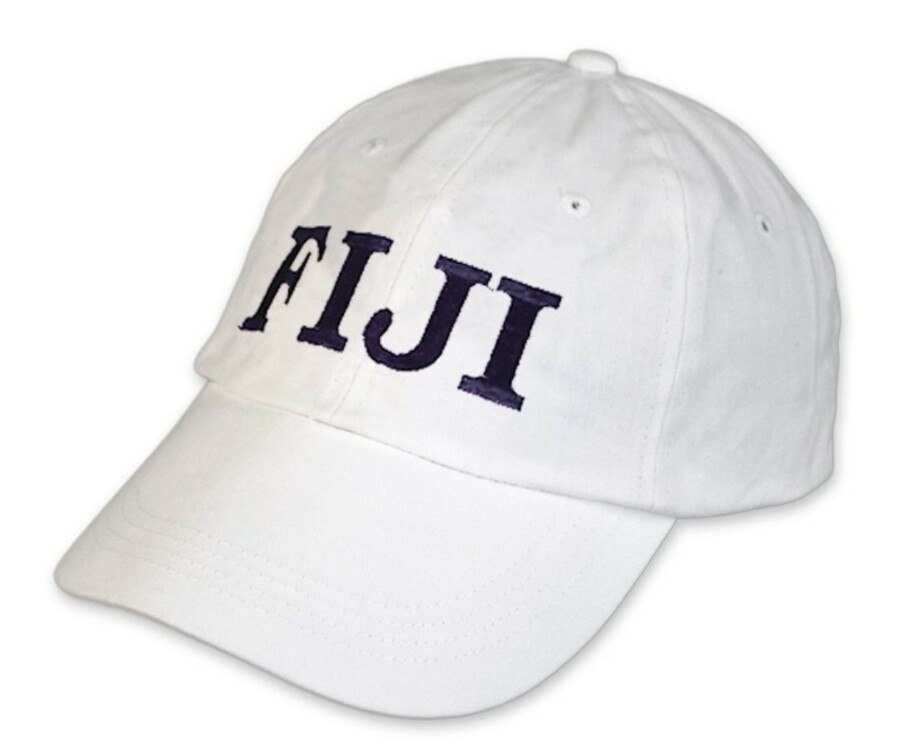 FIJI Fraternity Letter Hat