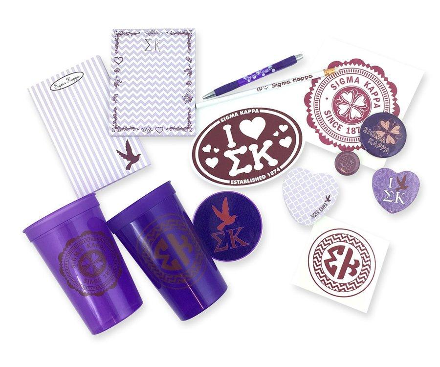 Sigma Kappa Discount Kit