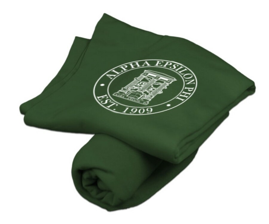 Alpha Epsilon Phi Sweatshirt Blankets