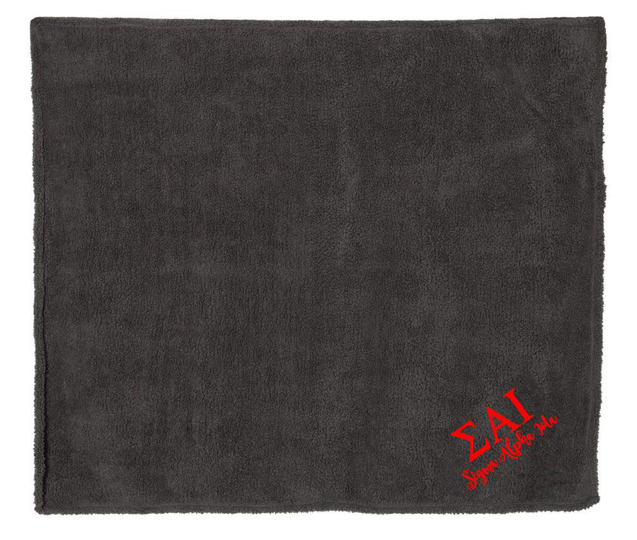 Sigma Alpha Iota Sherpa Blanket