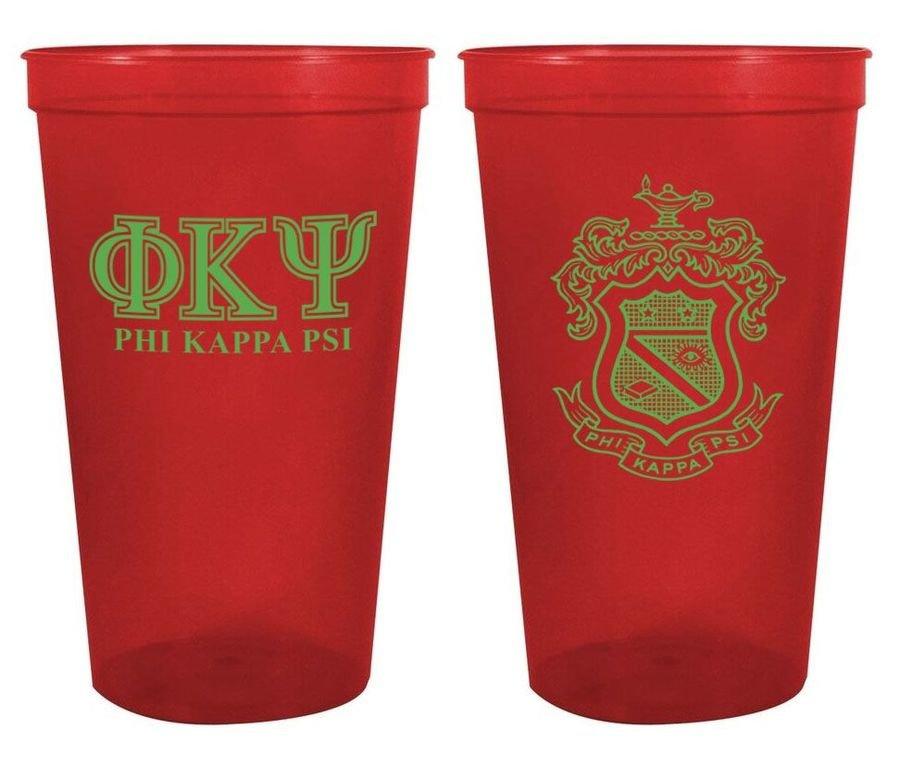 Phi Kappa Psi Big Crest Stadium Cup