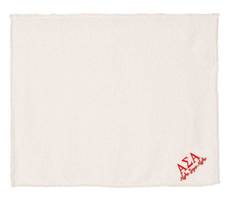 Fraternity & Sorority Sherpa Blanket