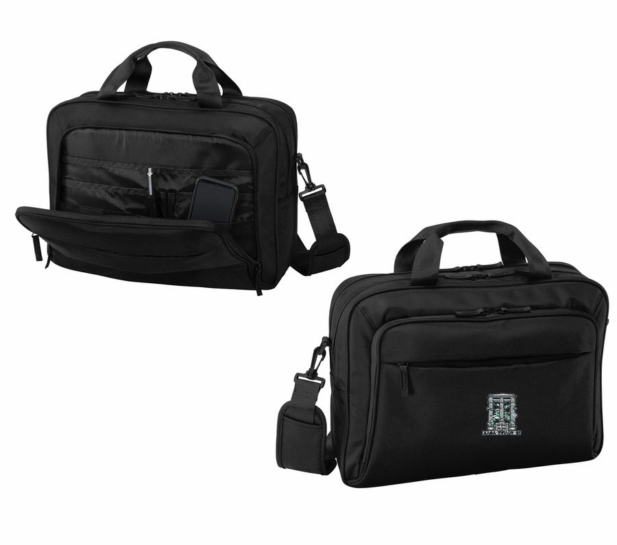 DISCOUNT-Alpha Epsilon Phi Crest - Shield Briefcase Attache