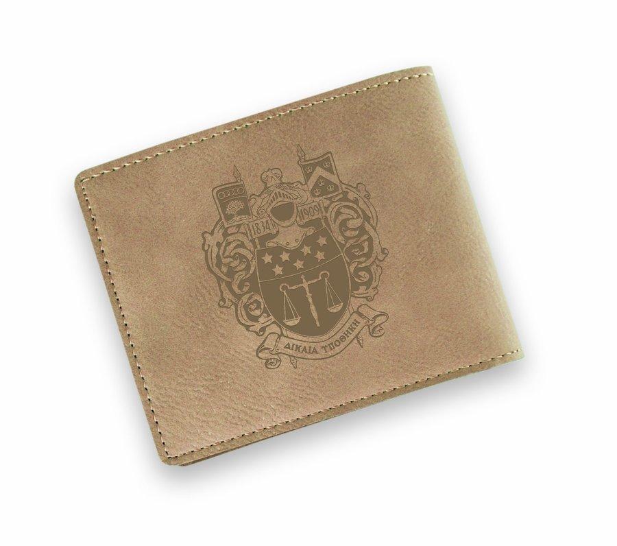 Delta Upsilon Wallet