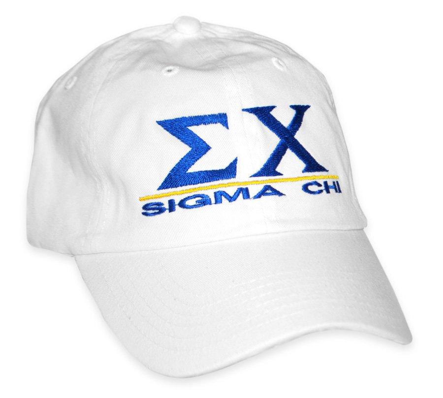 Sigma Chi World Famous Line Hats
