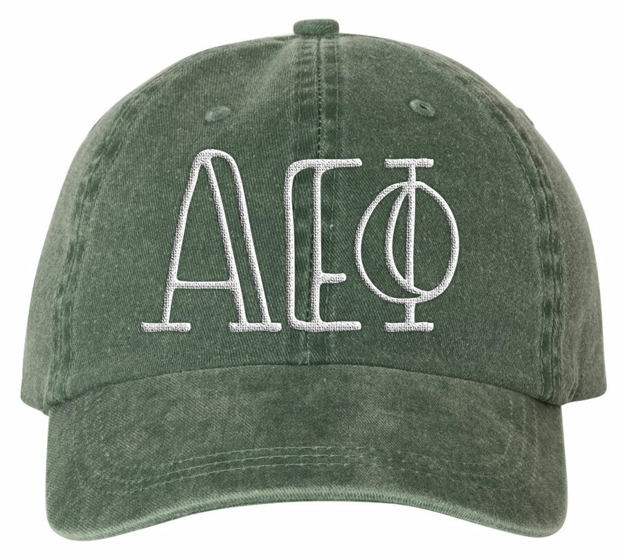 Alpha Epsilon Phi Carson Greek Letter Hats