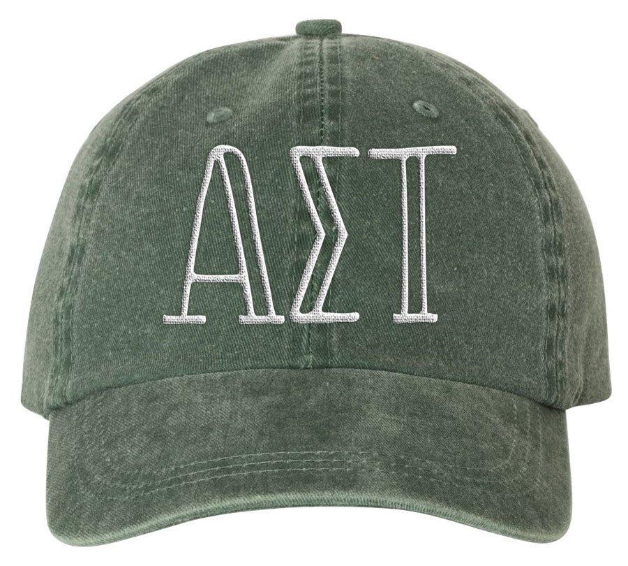 Alpha Sigma Tau Carson Greek Letter Hats