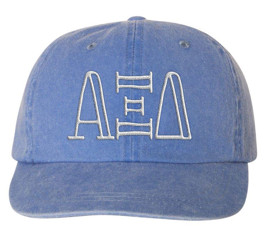 Alpha Xi Delta Carson Greek Letter Hats