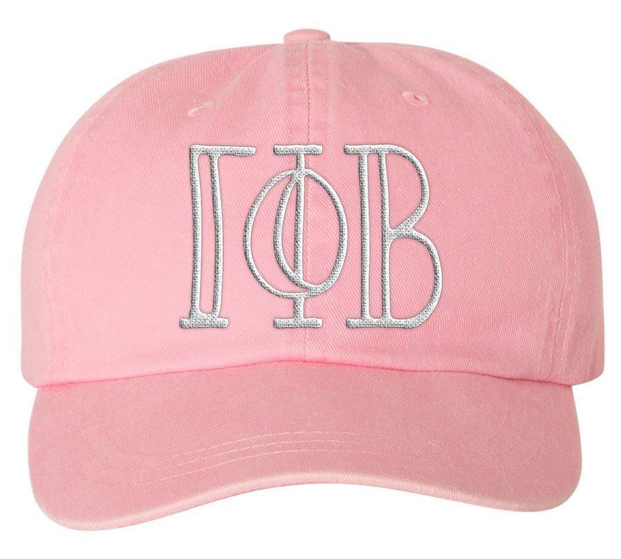 Gamma Phi Beta Carson Greek Letter Hats