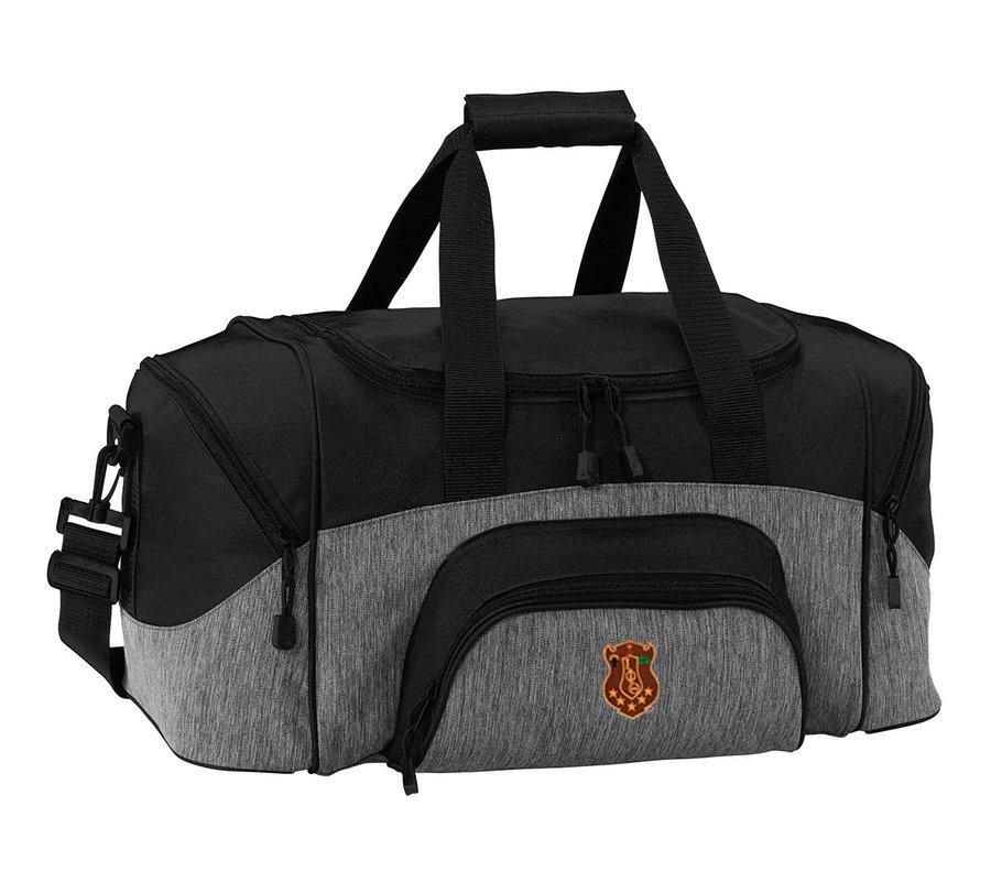Iota Phi Theta Colorblock Duffel Bag