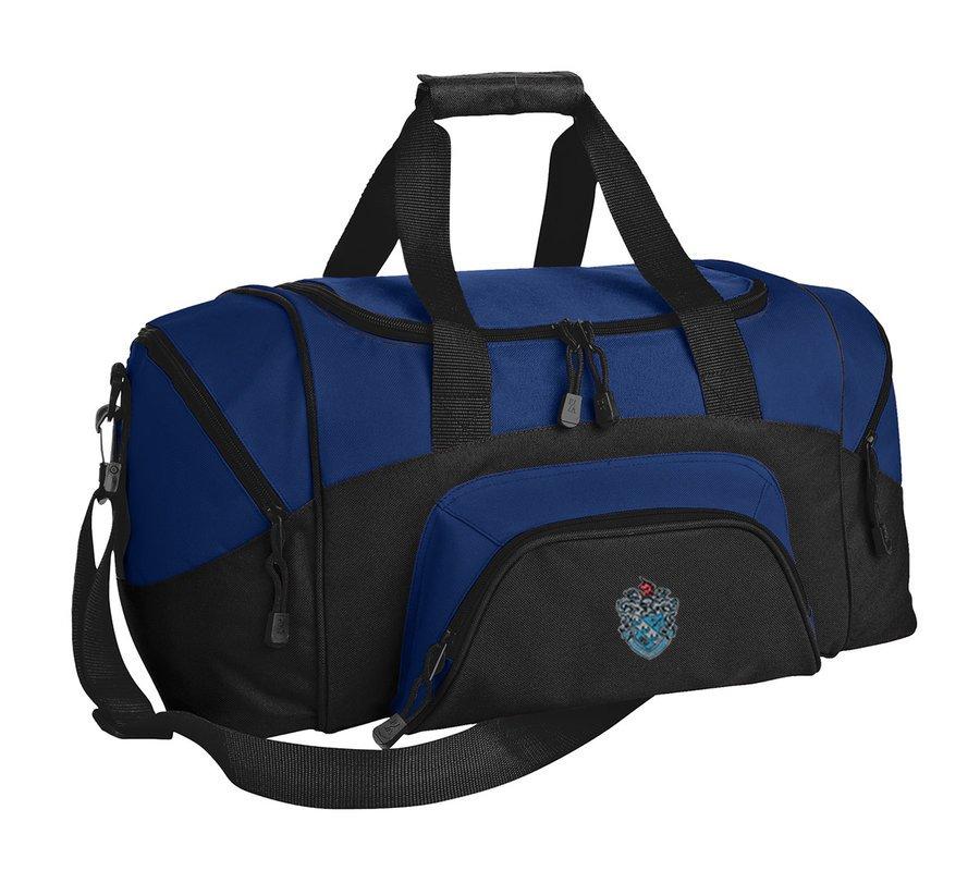 Theta Xi Colorblock Duffel Bag