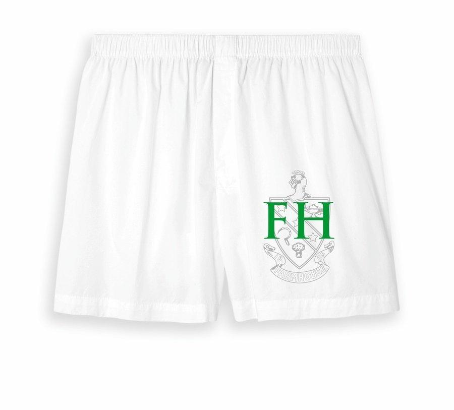 FarmHouse Fraternity Boxer Shorts