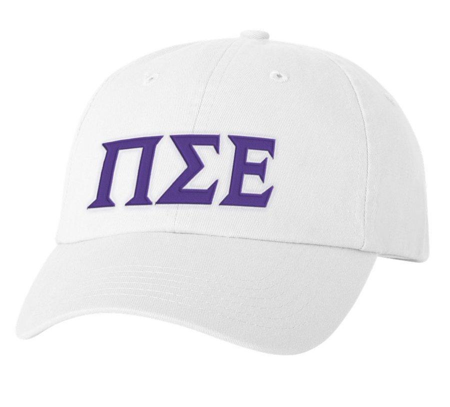 Pi Sigma Epsilon Letter Hat