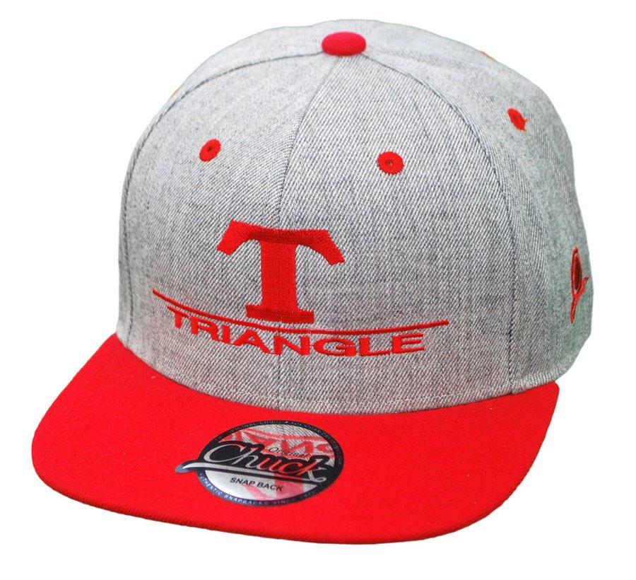 TRIANGLE Flatbill Snapback Hats Original