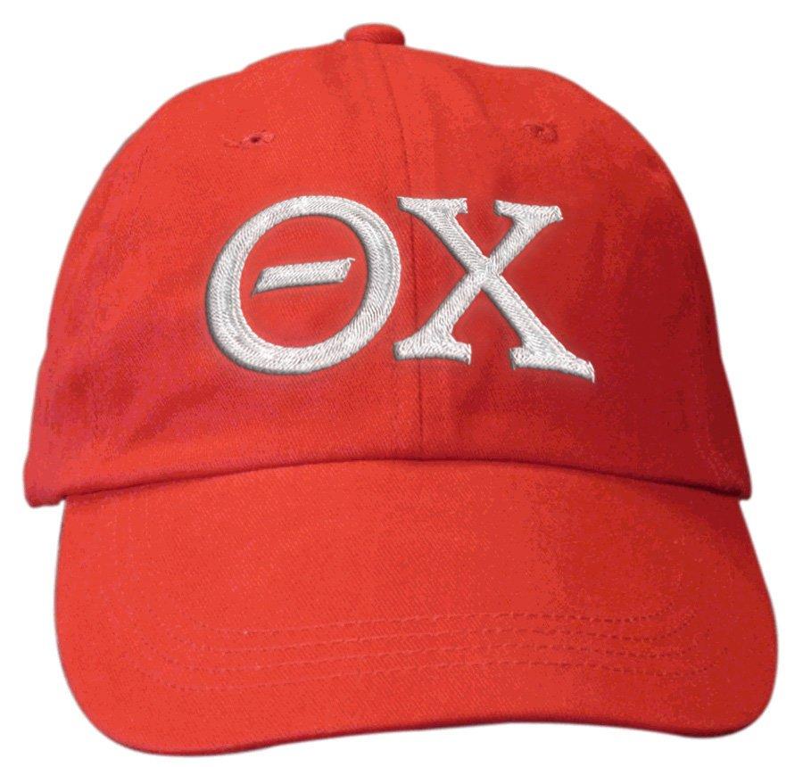 Theta Chi Letter Hat