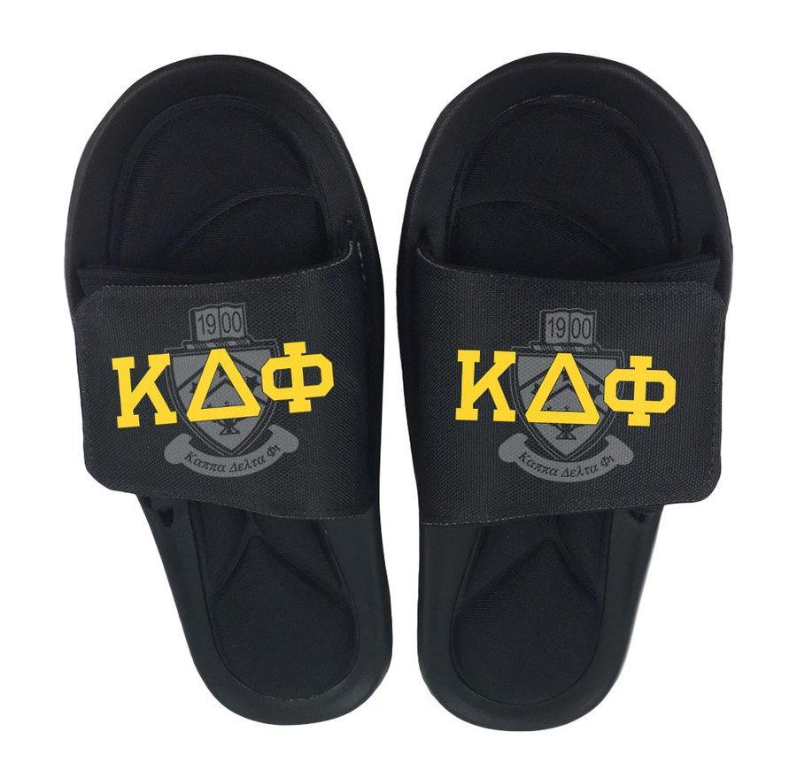 Kappa Delta Phi Slide On Sandals