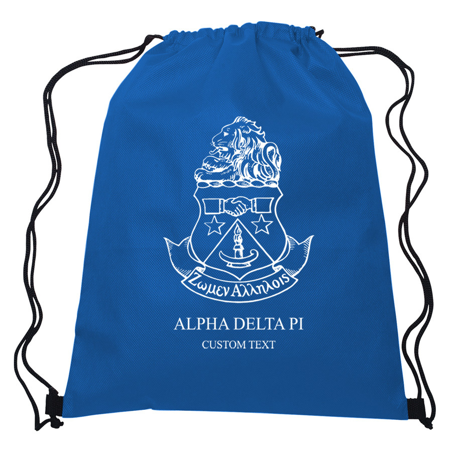 Alpha Delta Pi Sports Pack Bag