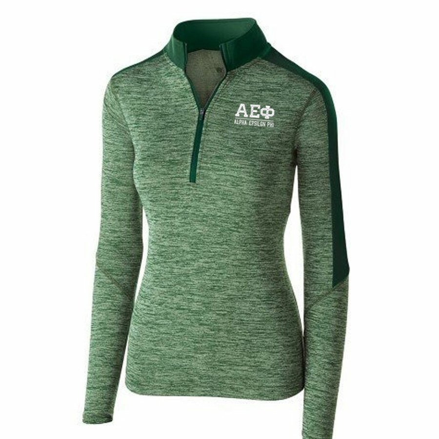 Alpha Epsilon Phi Electrify 1/2 Zip Pullover
