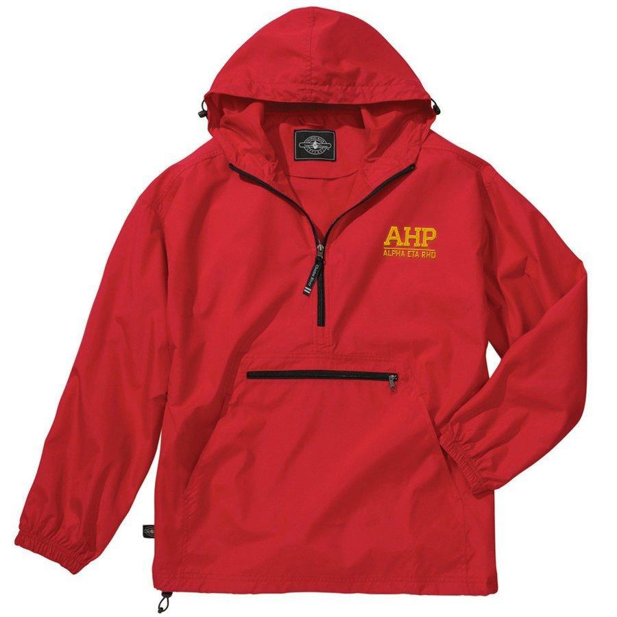 Alpha Eta Rho Pack-N-Go Pullover