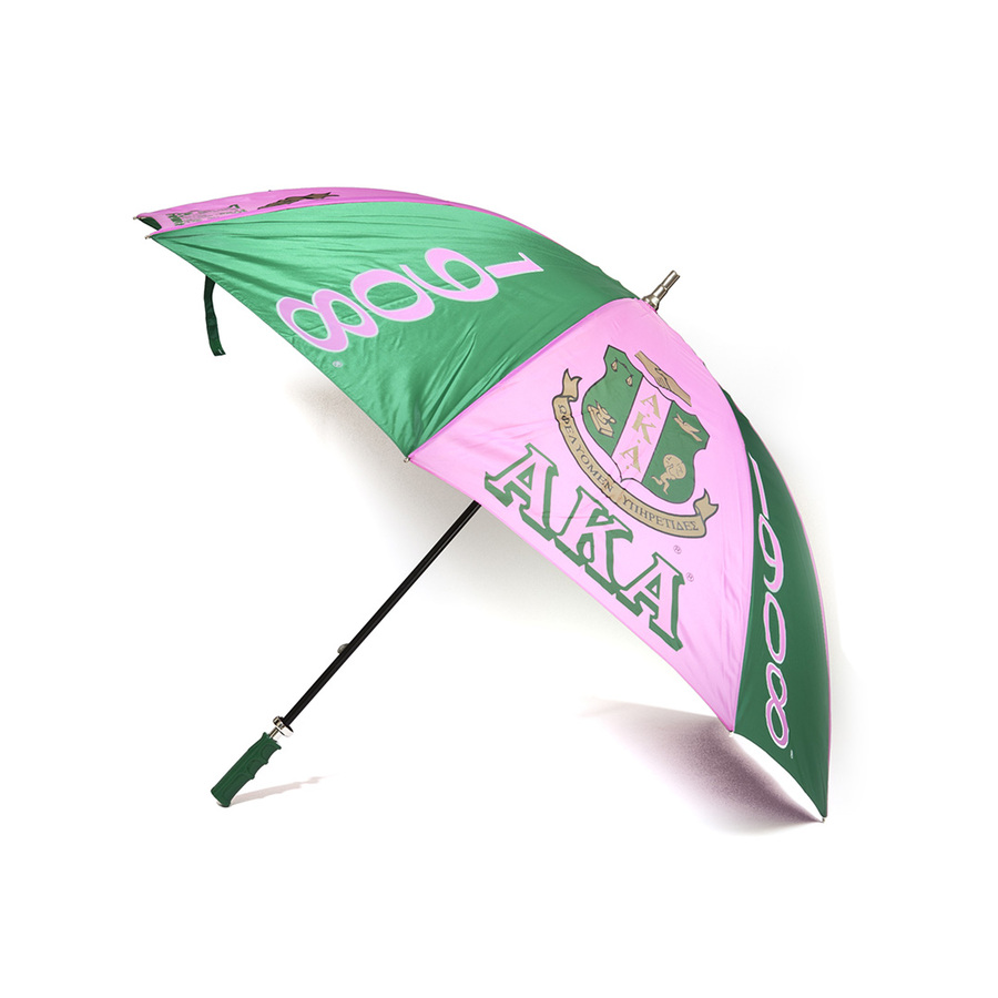 "Alpha Kappa Alpha 30"" Jumbo Umbrella"