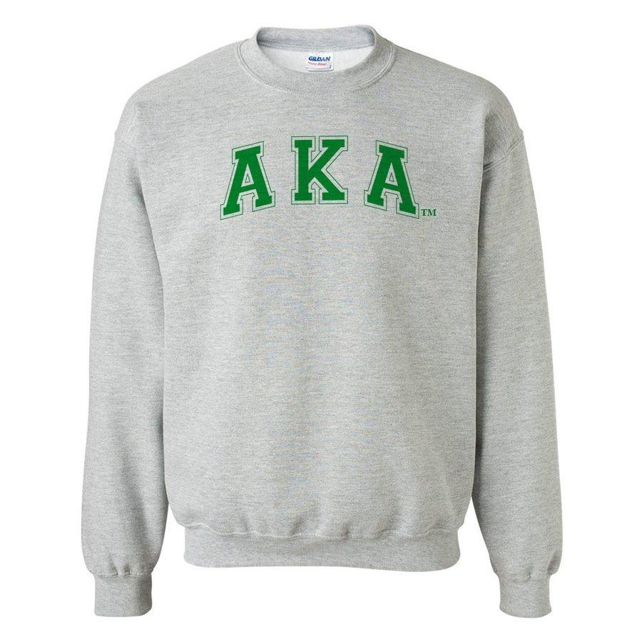 Alpha Kappa Alpha Nickname College Crew