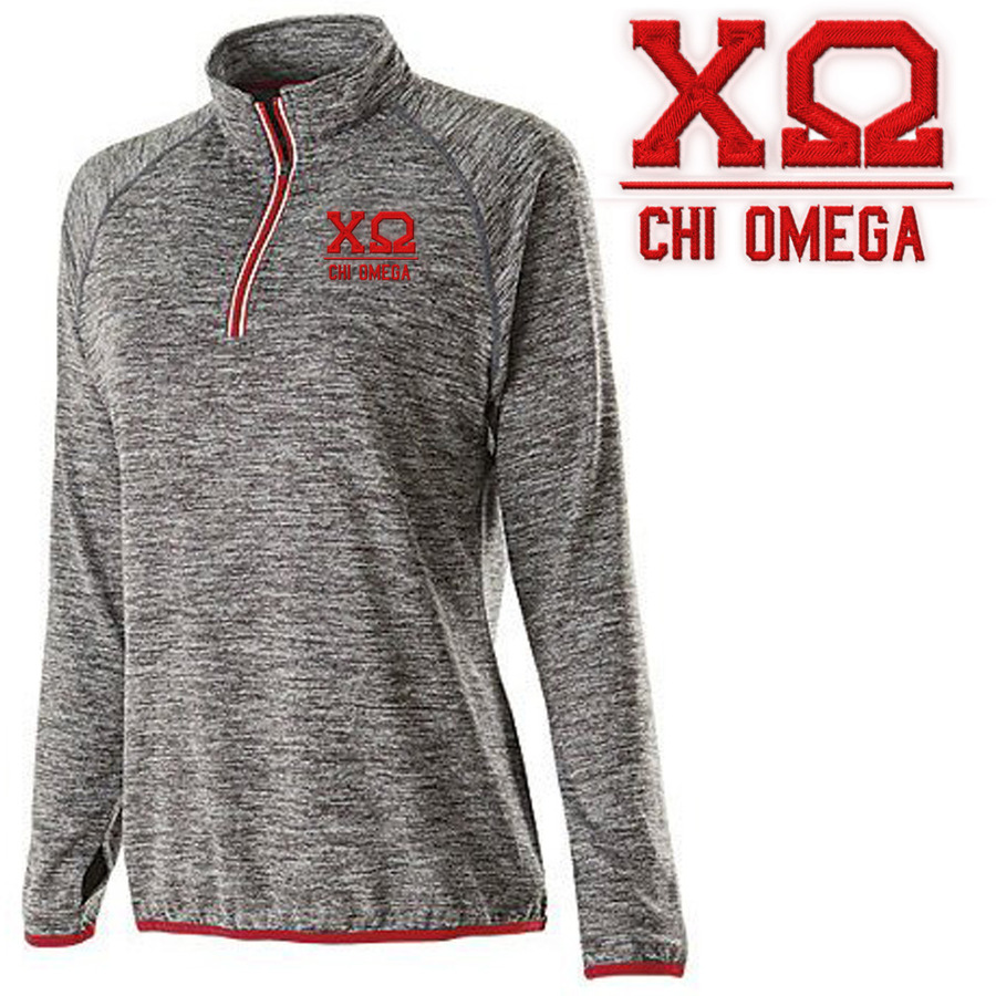 Chi Omega Force Training Top