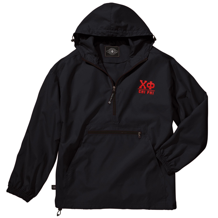 Chi Phi Pack-N-Go Pullover
