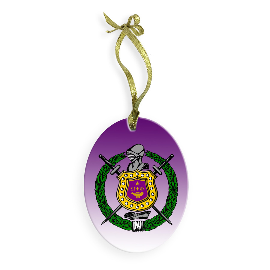 Decorate Your Tree - Glass Ornament