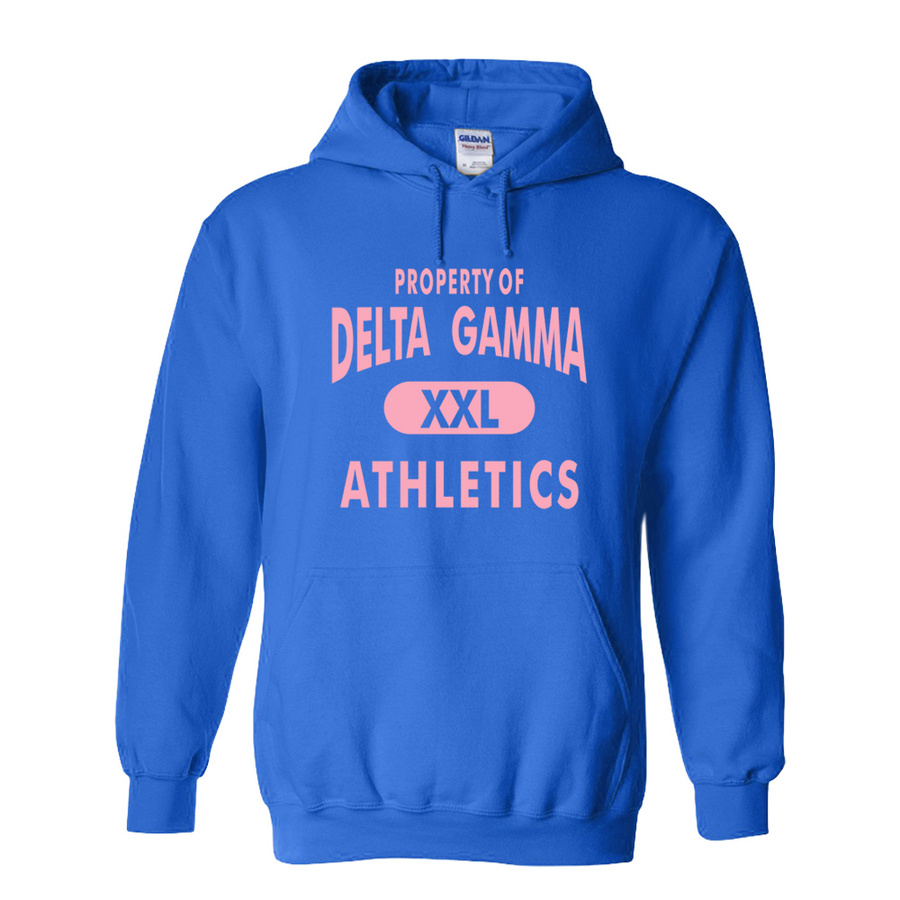 Delta Gamma Athletics Sweatshirts