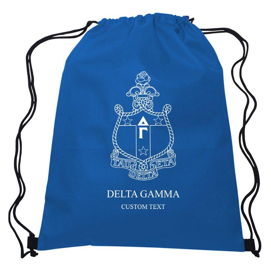 Delta Gamma Sports Pack Bag