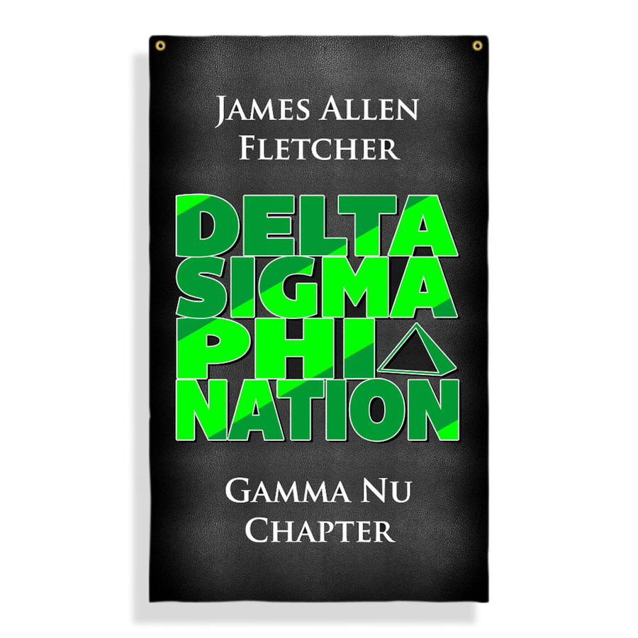Delta Sigma Phi Nations Giant Flag