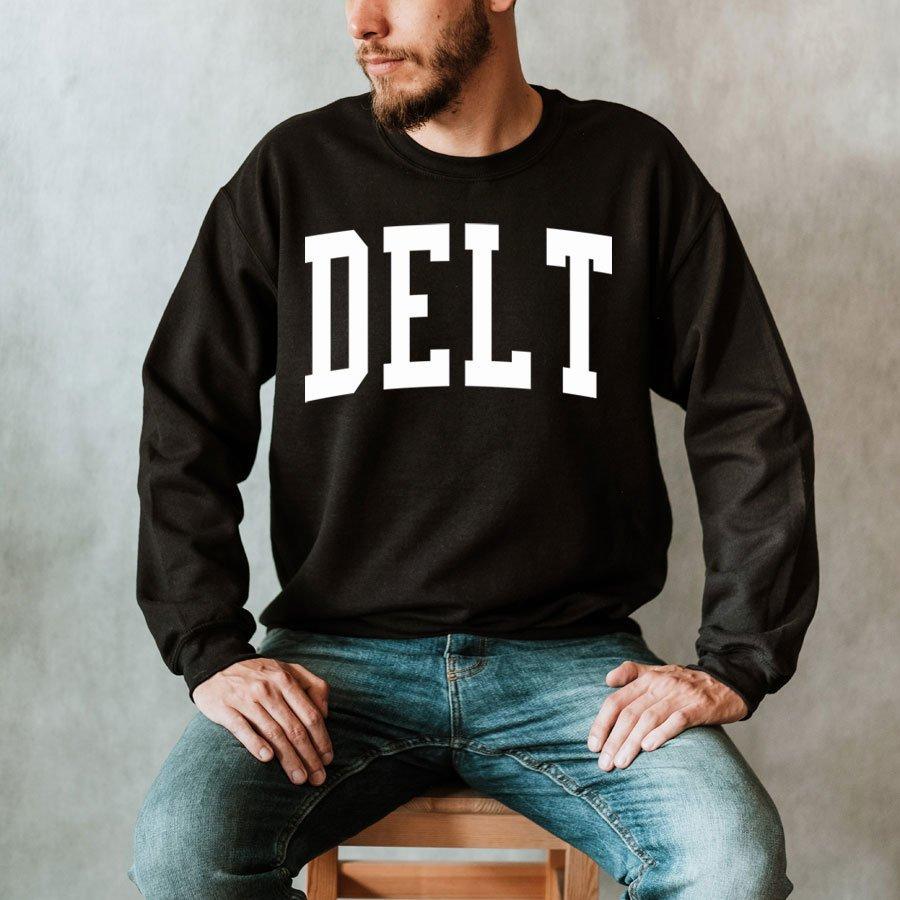 Delta Tau Delta Nickname Crewneck Sweatshirt