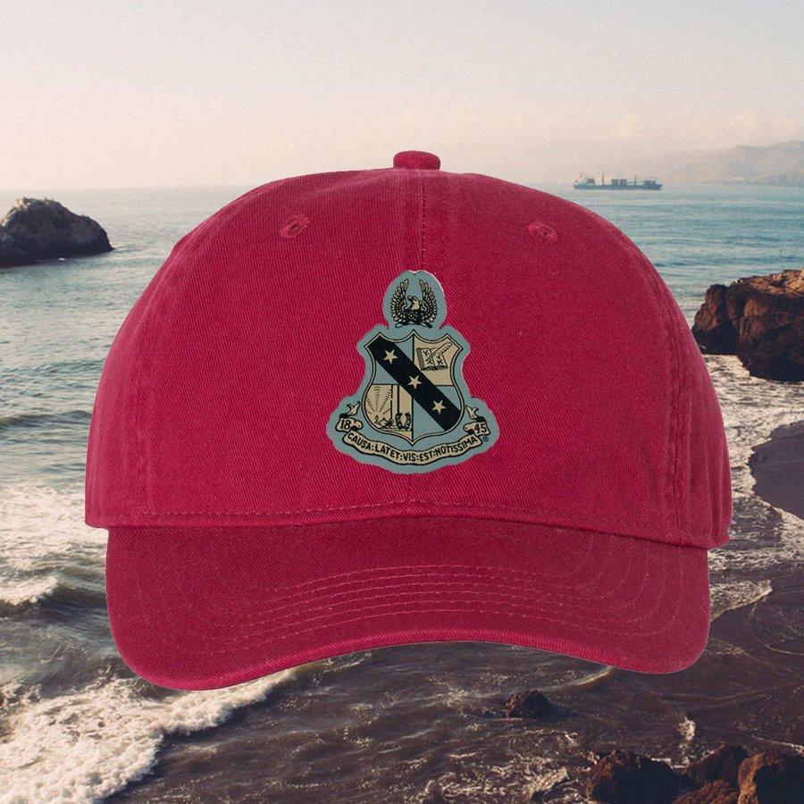 DISCOUNT-Alpha Sigma Phi Cap - SUPER SALE