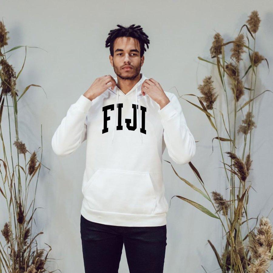 FIJI Nickname Hooded Sweatshirt