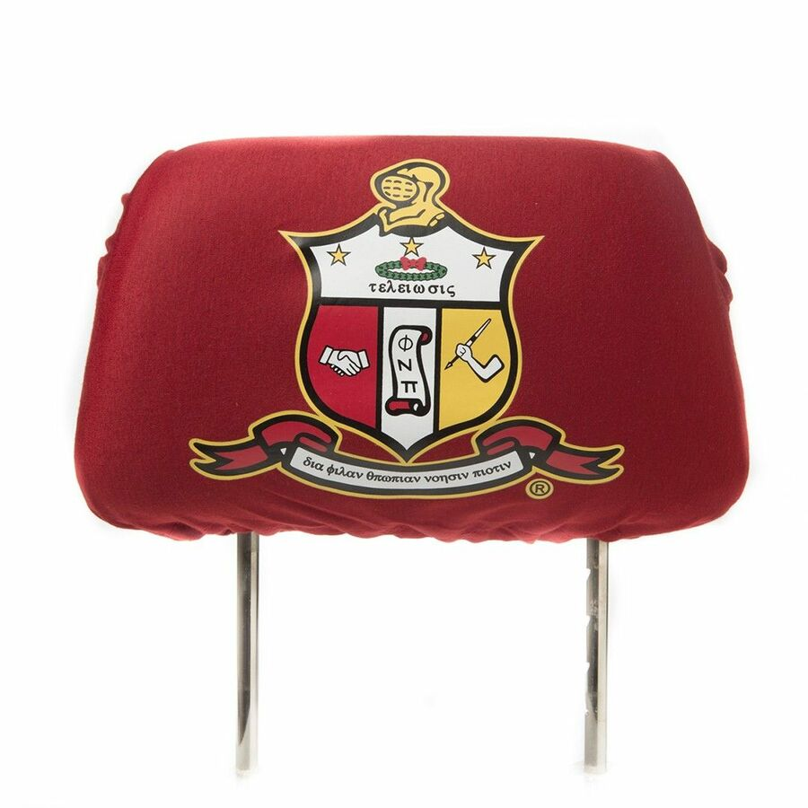 Kappa Alpha Psi Car Seat Headrest Cover