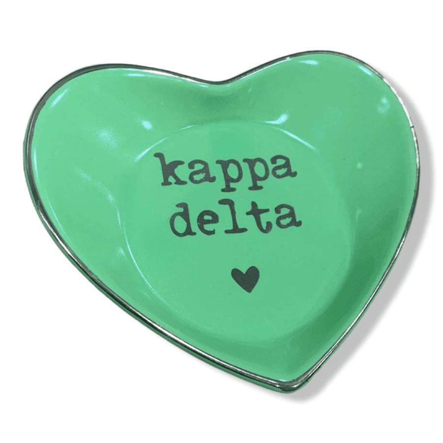 Kappa Delta Ceramic Ring Dish