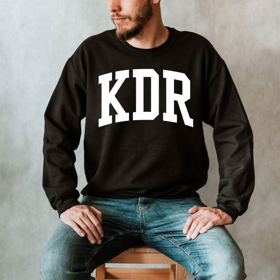 Kappa Delta Rho Nickname Crewneck Sweatshirt