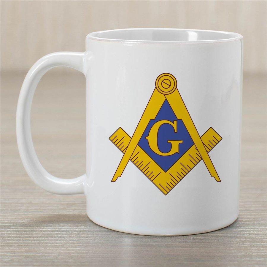 Masons Coffee Mug - Personalized!