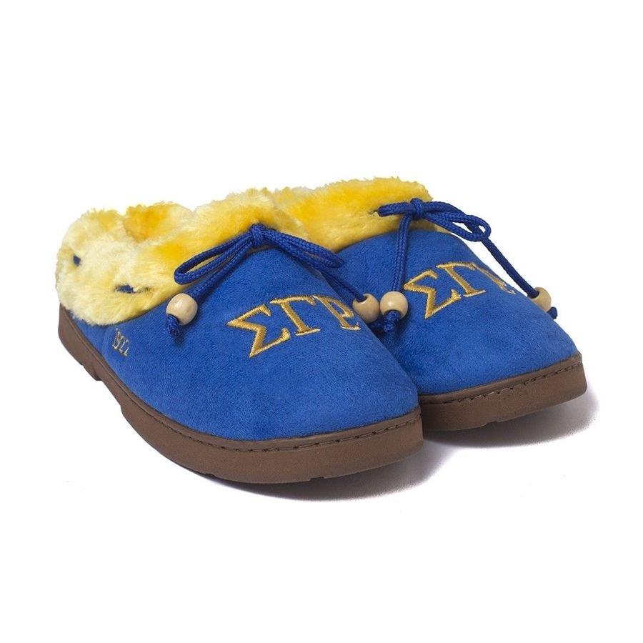 Sigma Gamma Rho Cozy Slipper