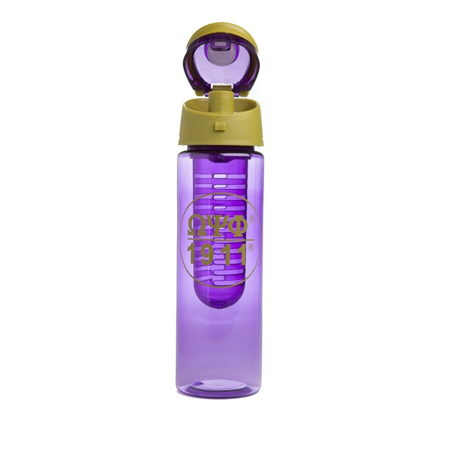 Omega Psi Phi Tritan Water Bottle
