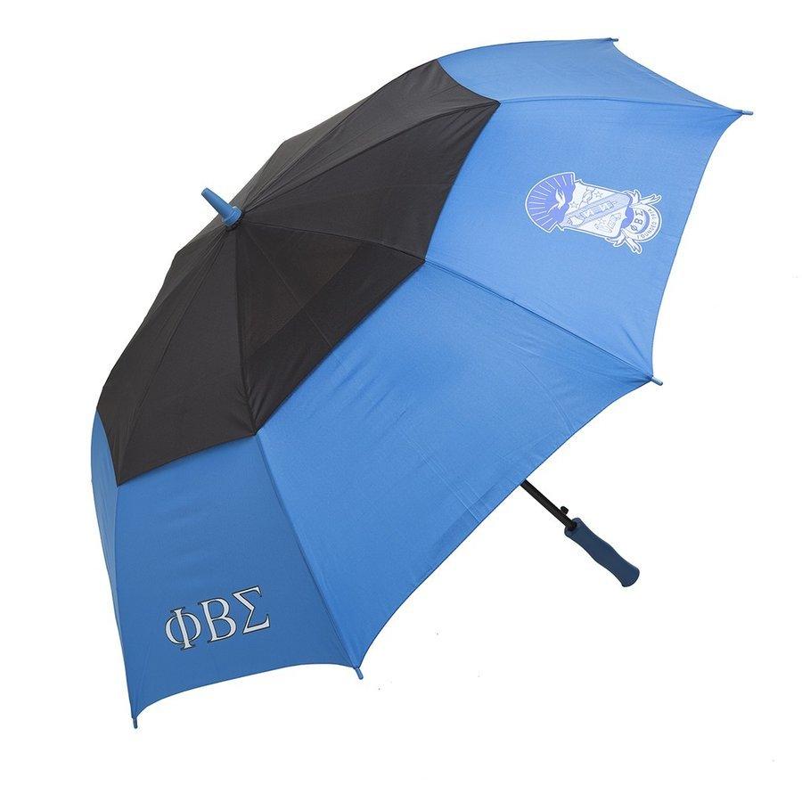 Phi Beta Sigma Classic Air Vent Umbrella