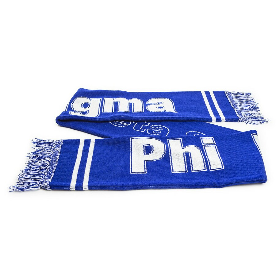 Phi Beta Sigma Fraternity Knit Scarf