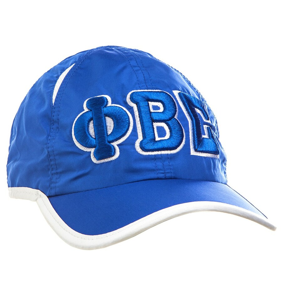 Phi Beta Sigma Featherlight Cap