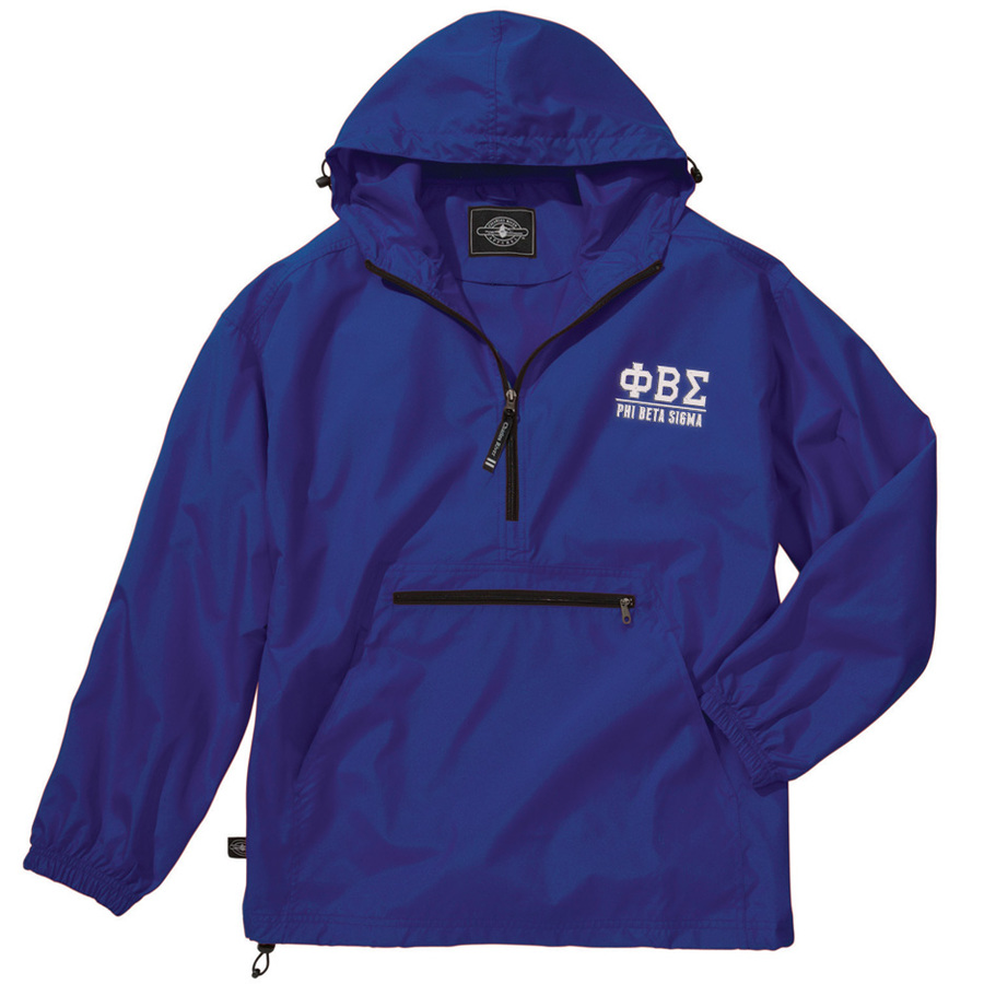Phi Beta Sigma Pack-N-Go Pullover