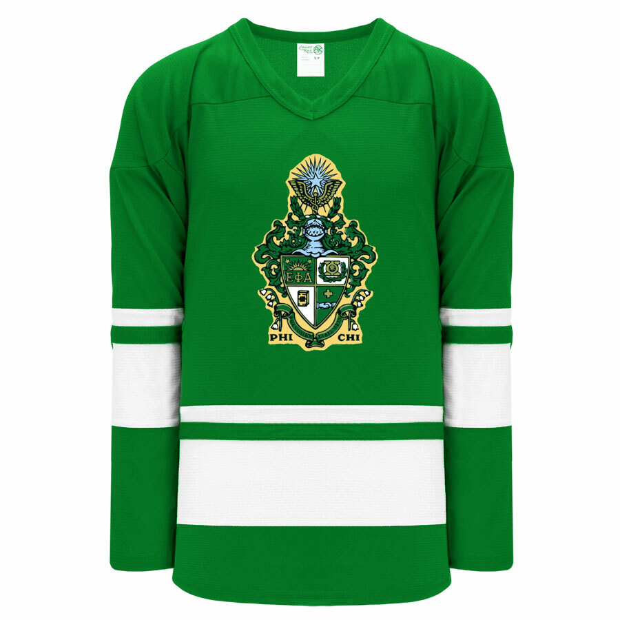Phi Chi League Hockey Jersey
